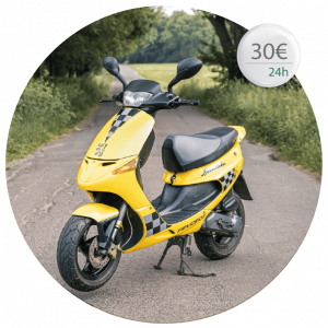Scooter 24h 01